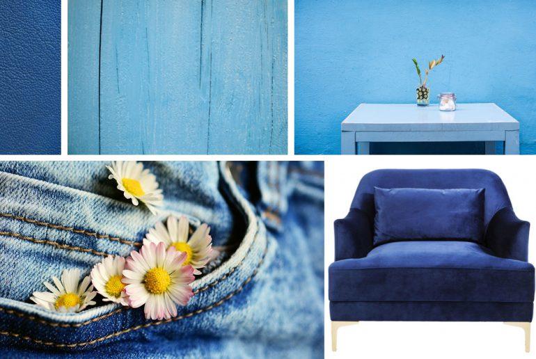 Trendkleur Diep Blauw : Woontrend: blauw in je interieur lifestyle rubriek