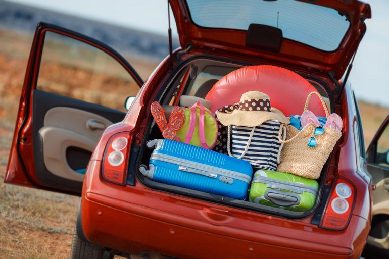 extra bagageruimte auto