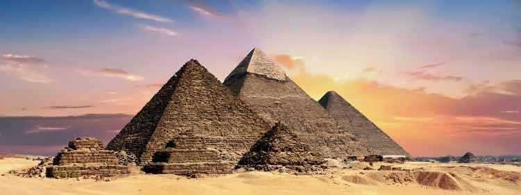 pyramiden egypte