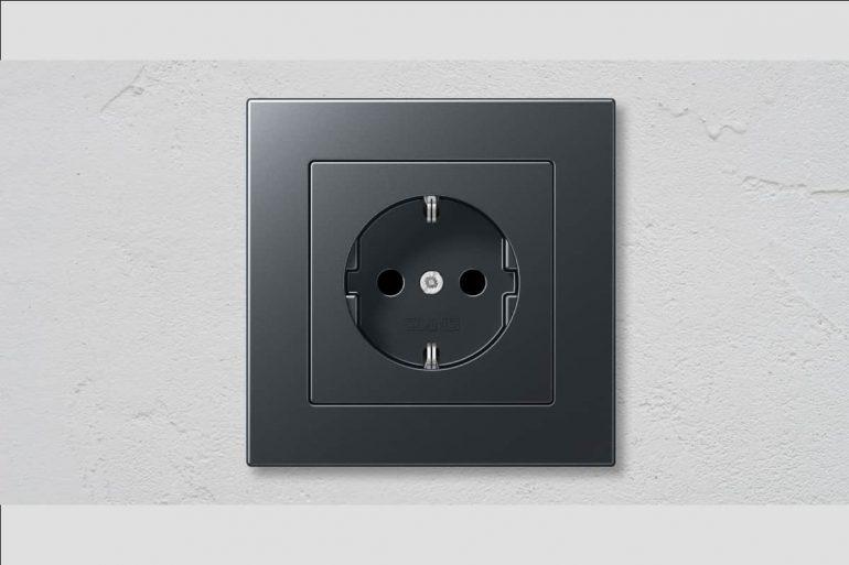 schakelmateriaal stopcontact