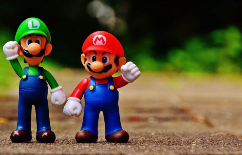 mario brothers online