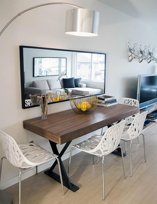 11 feng shui tips voor het gebruik van spiegels lifestyle rubriek - Spiegel in de woonkamer ...