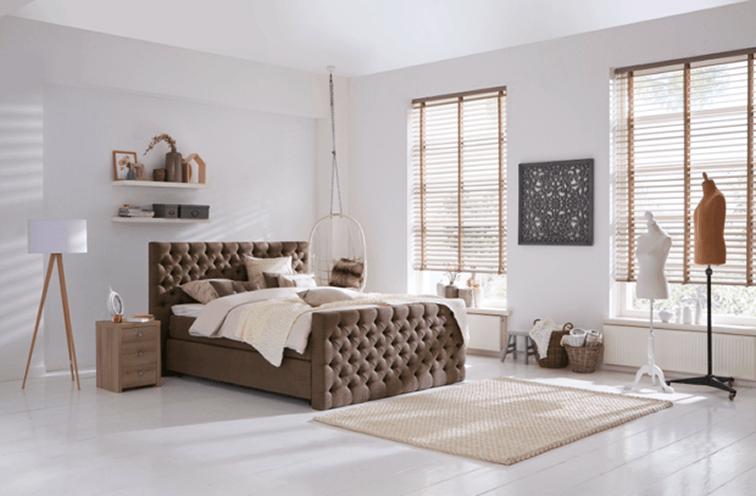 D trends voor een zonnige slaapkamer lifestyle rubriek for Trend wallpaper voor volwassen kamer