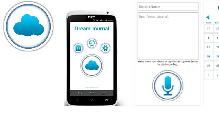 app droom dagboek