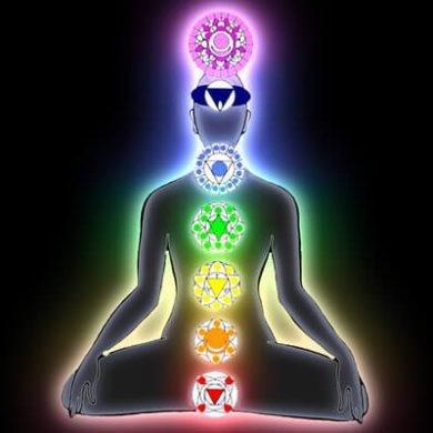 de zeven chakra's