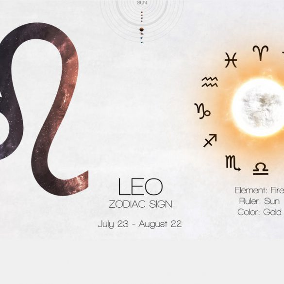 horoscoop leeuw 2020