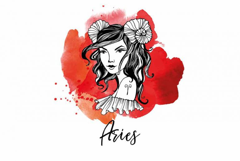 Aries vrouw single