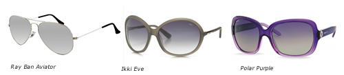 zonnebrillen voor harvormig gezicht