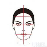 vorm gezicht bepalen
