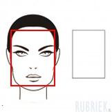 langwerpig of rechthoekig gezicht