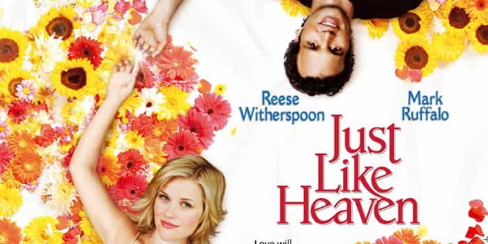 Just like heaven feelgood movie