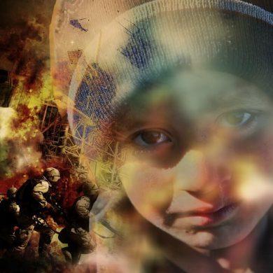 wereld dag van oorlogswezen