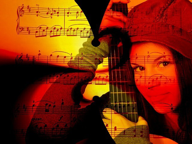 muzikale vrijheid