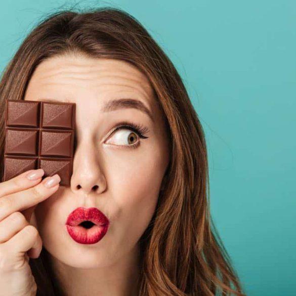 gezonde chocolade
